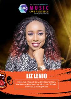 Liz Lenjo - BIMC 2018