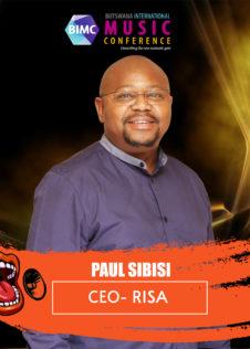 PAUL SIBISI - BIMC 2018