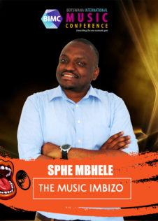 Sphe Mbhele - BIMC 2018